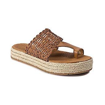 BareTraps Boyde Women's Sandals & Flip Flops Caramel Size 9 M (BT26490)