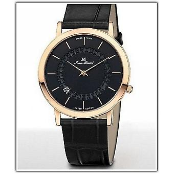 Jean Marcel mens Bracelet Watch ultra flat 170.302.32