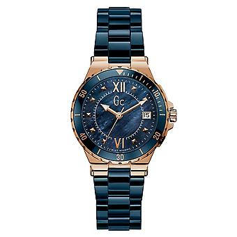 Gc Guess Collection Y42003l7mf Structura Women Watch 36 Mm