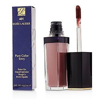 Estee Lauder Pure Color Envy Paint On Liquid Lipcolor - # 401 Brunt Rodzynki (matowy) 7ml/0.23oz