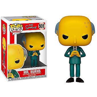 Simpsons Mr Burns Pop! Vinyl