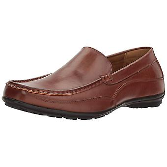 NOTFOUND Mens Drive Closed Toe Penny Loafer