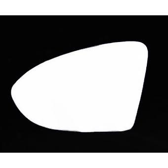Vänster Passagerare Stick-On Spegel glas för Volkswagen GOLF 7 Estate 2013-2018