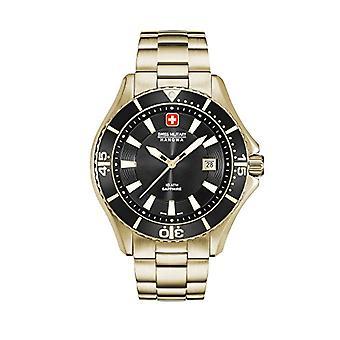 Watch-mænd-schweiziske militære Hanowa-06-5296.02.007