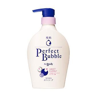 Shiseido Senka Perfect Bubble For Body Sweet Floral 500ml