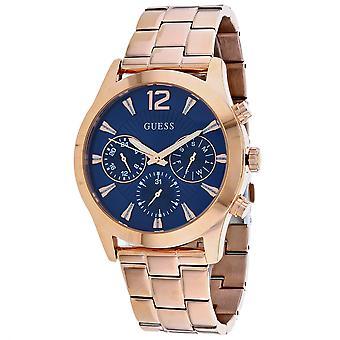 Guess Men's Classic Blue Watch - W1295L3