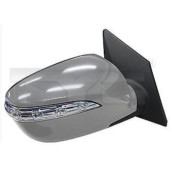 Höger vinge Mirror (elektrisk indikator inte uppvärmd) för Hyundai IX35 2010-2017