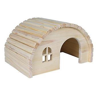 Trixie Holzhäuschen (Kleine Tiere , Ausstattung , Zellen & Höhlen)