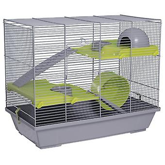 Voltrega Russian Grey Hamster Cage 149 (Small pets , Cages and Parks)