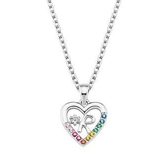 Princess Lillifee Kids Necklace Silver Letter Necklace R Girls 2027891