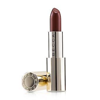 Becca Ultimate Lipstick Love - # Burgundy (Neutral Spiced Rose) 3.3g/0.12oz