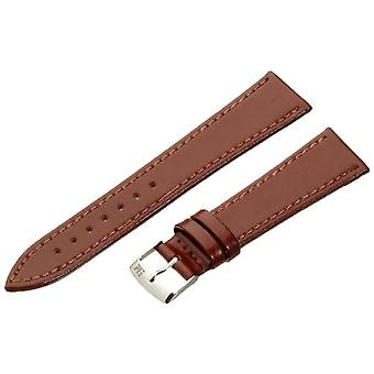 Morellato lederen armband 18 mm wit man SYDNEY A01U1564220041CR20
