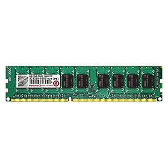 Transcend 8GB DDR3 1600MHz ECC-DIMM 11-11-11 2Rx8 Memory Data Integrity Check