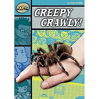 Creepy, Crawly: Series 2 Stage 3 Set B (Rapid)