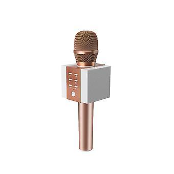 Karaoke mikrofon s vestavěným reproduktorem Bluetooth 5W