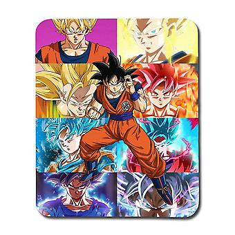 Dragon Ball Son Goku Mouse Pad