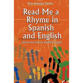 Read Me a Rhyme in Spanish and English - 9780838909829 Livro
