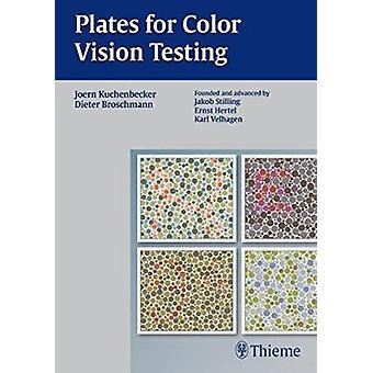 Plates for Color Vision Testing by Joem Kuchenbecker - Dieter Broschm