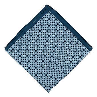 Michelsons af London Spot Geo lommetørklæde - grøn