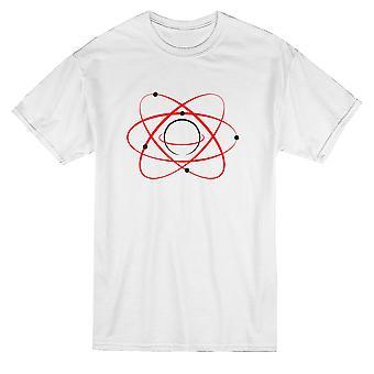 Atom Graphic Men's T-paita