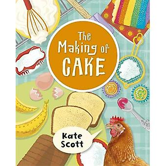 Reading Planet KS2 - The Making of Cake - Level 2 - Mercury/Brown band