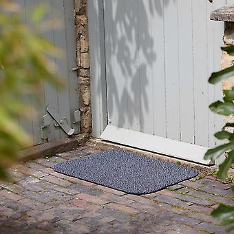 Mud Hog Doormats In Grey Black By Turtlemat