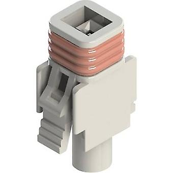 EDAC Socket enclosure - cable 572 Total number of pins 1 Contact spacing: 5.08 mm 572-001-000-200 1 pc(s)