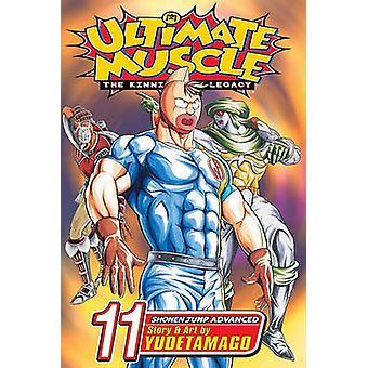 Ultimate Muscle - Volume 11 by Yudetamago - Yudetamago - 978142150417