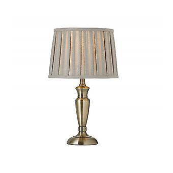 Oslo Lamp, 31 Cm, Without Lampshade