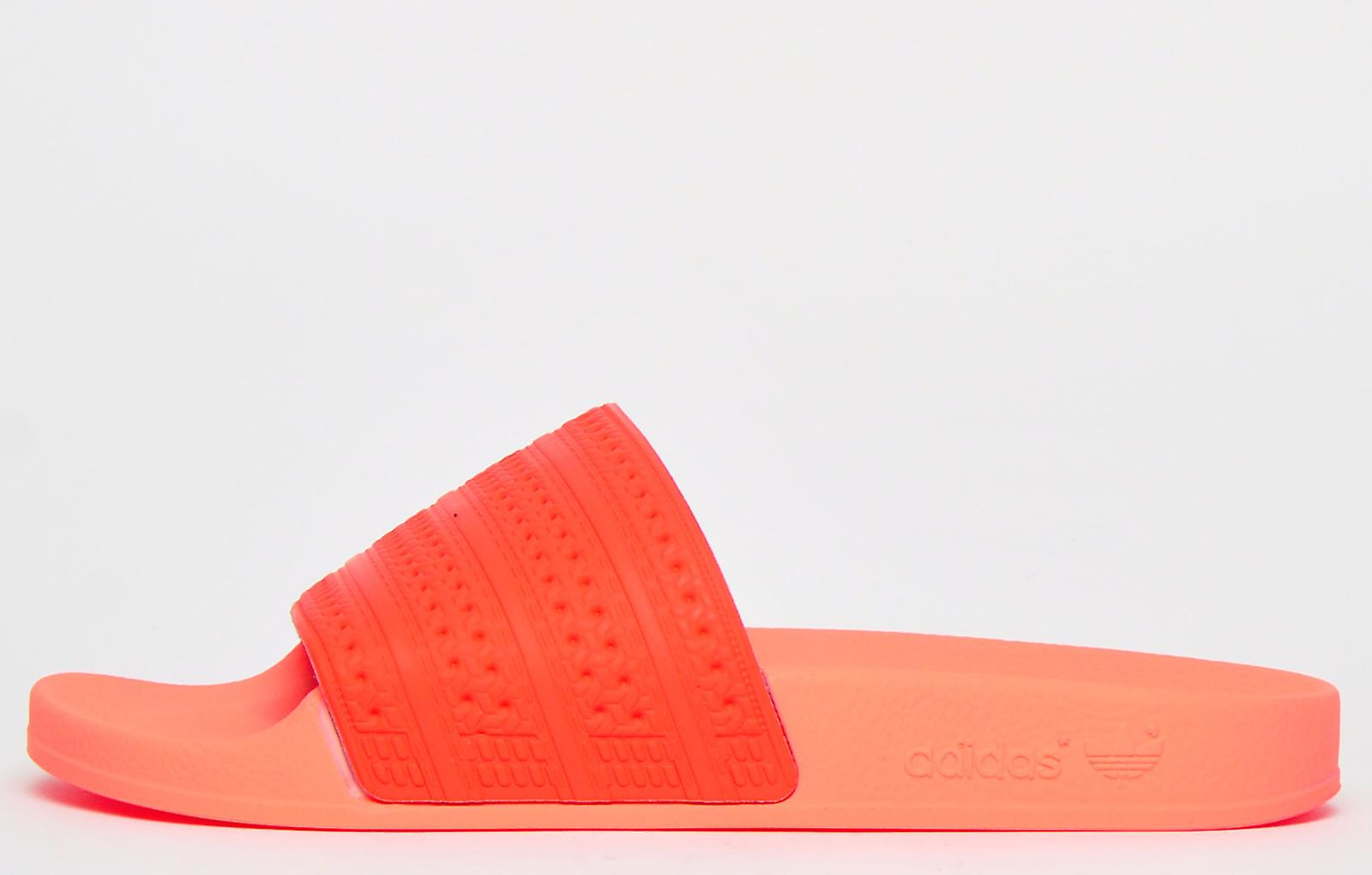 Adidas Originals Adilette Slides Orange