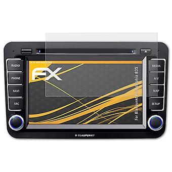 atFoliX Glass Protector compatible with Blaupunkt Philadelphia 835 9H Hybrid-Glass