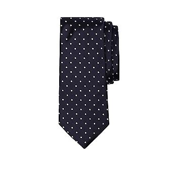 Brooks Brothers Boys' Silk Tie With Dot Pattern