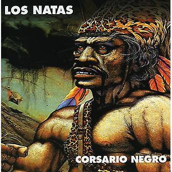 Los Natas - Corsario Negro [CD] USA import
