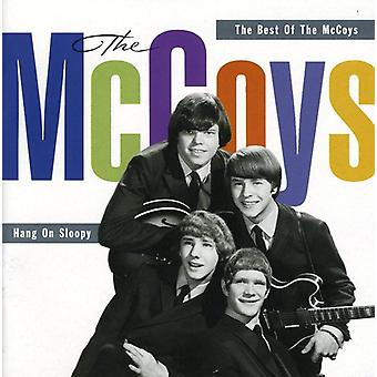 McCoys - Best of-Hang on Sloopy! [CD] USA import