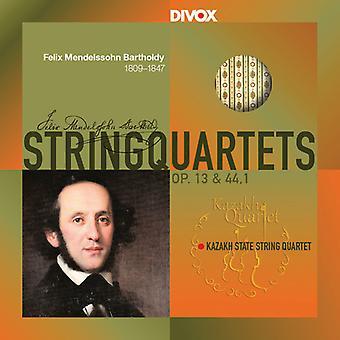 String Quartets 13 & 44 [CD] USA import