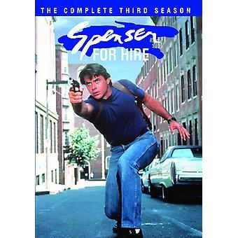 Spenser zu mieten: die komplette dritte Staffel [DVD] USA Import