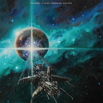 Flight - A Leap Through Matter (Silver Vinyl) [CD] USA import