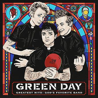 Green Day - Greatest Hits: God's Favorite Band [Vinyl] USA import