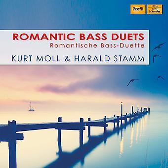 Dvorak / Stamm / Grunelius - Romantic Bass Duets [CD] USA import
