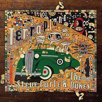 Steve Earle & the Dukes - Terraplane [CD] USA import