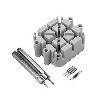 Zegarek Band Bransoleta Block z pin adjusters