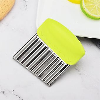 French Fries Cutter Stainless Steel Vegetable Chopper Veggie Slicer