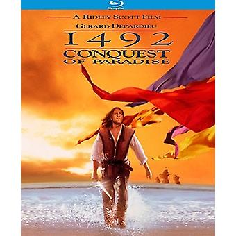 1492: Conquest of Paradise (1992) [Blu-ray] USA import