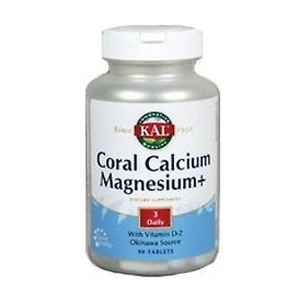 Coral Calcium Magnesium + 80 tablets