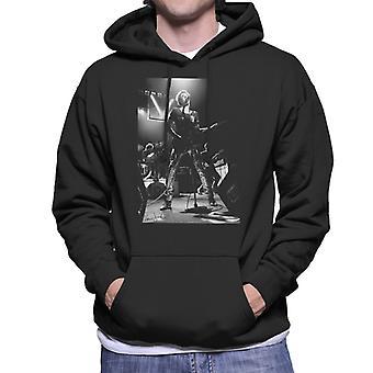Sweat-shirt à capuche des vibrateurs Ian Knox Carnochan 1977 masculine