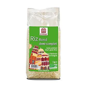 Runder Semintegral Reis None