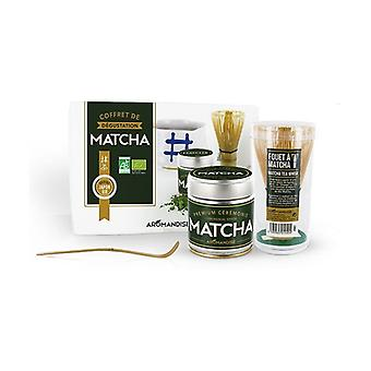 Matcha ceremony box 1 unit