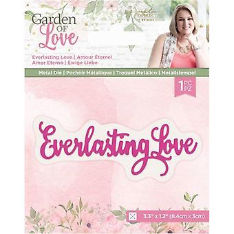 Crafter's Companion Garden of Love Everlasting Love Dies