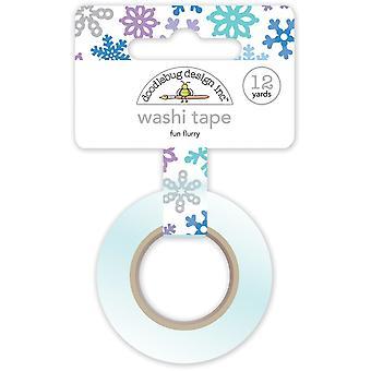 Doodlebug Design Fun Flurry Washi Tape