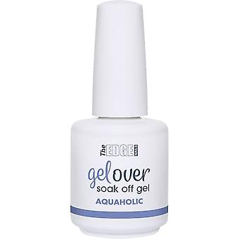 The Edge Nails Gelover 2019 Soak-Off Gel Polish Collection - Aquaholic 15ml (2003348)